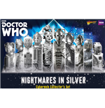 Doctor Who Nightmares In Silver Cybermen Board Game