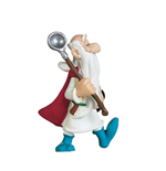 Asterix Panoramix Pot Figure