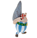 Asterix Obelix With Menhir Figure
