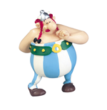 Asterix Obelix In Love Figure