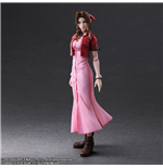 FF7 Crisis Core Aerith Gainsborough Action Figure