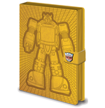 Transformers Bumblebee Notebook Premium