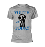 Youth Of Today T-Shirt Stencil