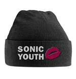 Sonic Youth Cap Goo Logo (EMBROIDERED)