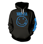 Nirvana Sweatshirt Nevermind Smile