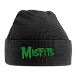 Misfits Cap Green Logo (EMBROIDERED)