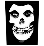 Misfits Patch Face Skull (BACKPATCH)
