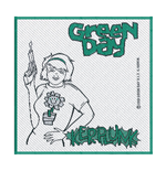 Green Day Patch Kerplunk
