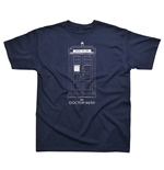Doctor Who T-Shirt Tardis