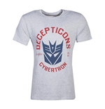 Hasbro - Transformers - Decepticon Men's T-shirt