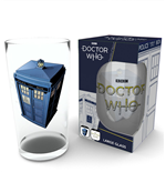 Doctor Who Glassware 370268