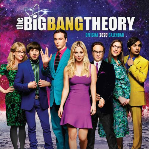 The Big Bang Theory Calendar 2020