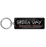 Green Day Keychain Revolution Radio (KEYRING)