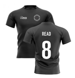 2019-20 New Zealand Home Concept Rugby Shirt (Read 8)