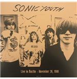 Vynil Sonic Youth - Live In Austin, Tx 26 November 1988