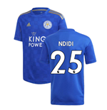 2019-2020 Leicester City Home Football Shirt (Kids) (NDIDI 25)