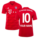 2019-2020 Bayern Munich Adidas Home Football Shirt (Your Name)