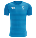 2019-2020 Naples Concept Training Shirt (Blue)