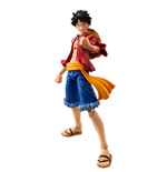 One Piece Monkey D Luffy Var Act Heroes Action Figure