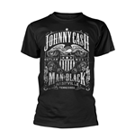 Johnny Cash T-Shirt Nashville Label