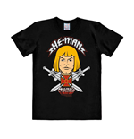 Masters of the Universe Easy Fit T-Shirt Face