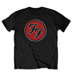 Foo Fighters Unisex Tee: FF Logo