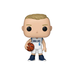 NBA POP! Sports Vinyl Figure Kristaps Prozingis (Dallas Mavericks) 9 cm