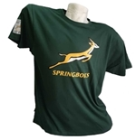 South Africa Rugby T-shirt Logo