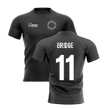 2019-20 New Zealand Home Concept Rugby Shirt (Bridge 11)