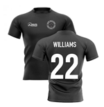 2019-20 New Zealand Home Concept Rugby Shirt (Williams 22)