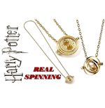 Hp Time Turner Necklace 30 Mm