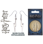Hp Lightening Bolt Earrings