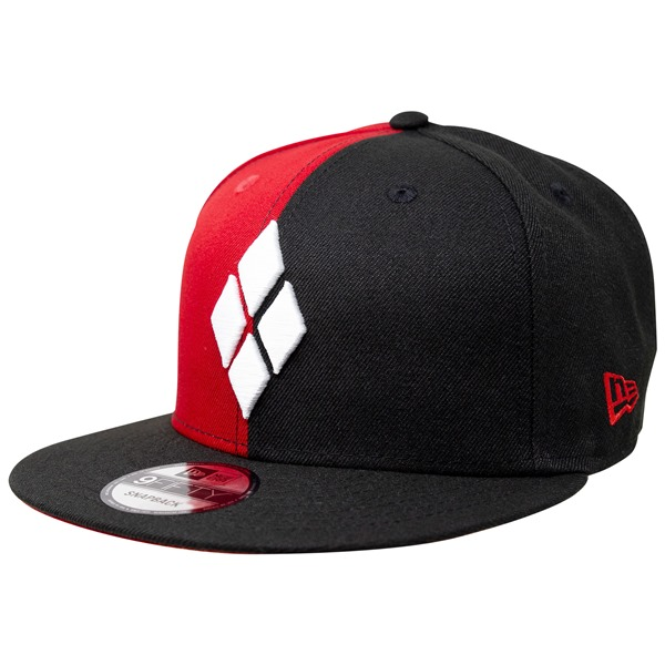 Harley Quinn Diamonds New Era 9Fifty Adjustable Hat