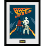 Back to the Future Print 378166