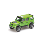 BRABUS 4x4² AUF BASIS MERCEDES BENZ G 500 4x4² GREEN 2016