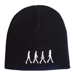 The Beatles: Abbey Road Black Beanie (Sonic Silver)