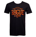 Rogue Ales Men's Black Newport T-Shirt