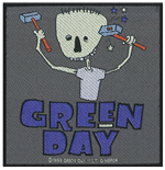 Green Day Patch 380652