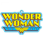 Wonder Woman Air Freshener 2-Pack
