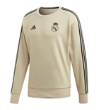 2019-2020 Real Madrid Adidas Sweat Top (Gold)