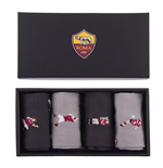 AS Roma Casual Socks Box Set