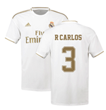 2019-2020 Real Madrid Adidas Home Football Shirt (R CARLOS 3)