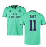2019-2020 Real Madrid Adidas Third Shirt (Kids) (BALE 11)