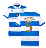 2019-2020 QPR Errea Home Football Shirt (Cameron 5)