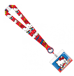 Hello Kitty ID Badge Lanyard