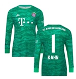 2019-2020 Bayern Munich Home Adidas Goalkeeper Shirt (Kids) (Kahn 1)