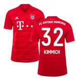 2019-2020 Bayern Munich Adidas Home Shirt (Kids) (KIMMICH 32)