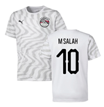 2019-2020 Egypt Away Puma Football Shirt (M Salah 10)