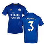 2019-2020 Leicester City Home Football Shirt (CHILWELL 3)