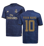 2019-2020 Real Madrid Adidas Away Shirt (Kids) (Your Name)